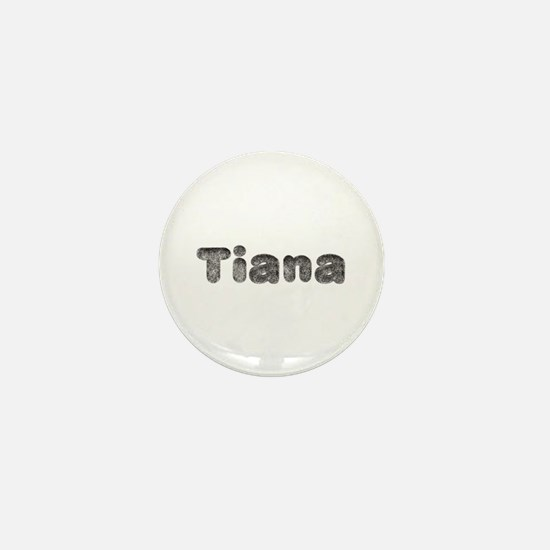 Tiana Wolf Mini Button