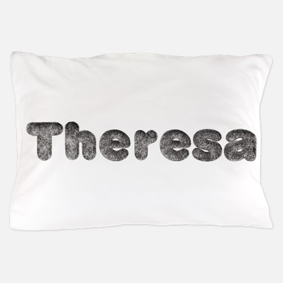 Theresa Wolf Pillow Case