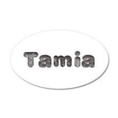 Tamia Wolf Wall Decal