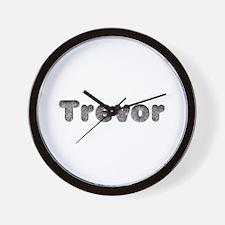 Trevor Wolf Wall Clock