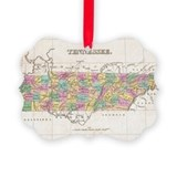 Tennessee Picture Frame Ornaments