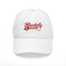 Baseball Grandma Baseball Cap