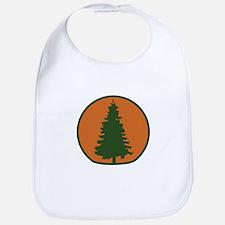 Arbor Day Evergreen Bib