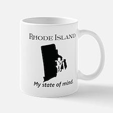 Rhode Island - My State of Mind Mug