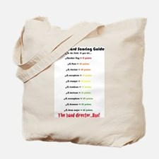 Scoring Guide Tote Bag