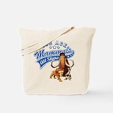 Ice Age Mammals All Stars Tote Bag