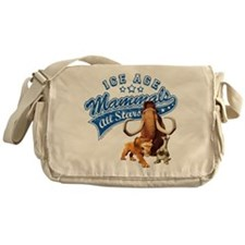 Ice Age Mammals All Stars Messenger Bag