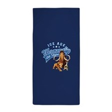 Ice Age Mammals All Stars Beach Towel