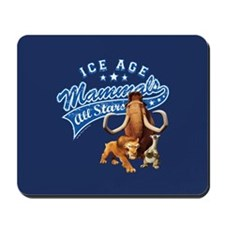 Ice Age Mammals All Stars Mousepad