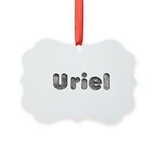 Uriel Wolf Ornament