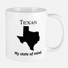 Texas - My State of Mind Mug