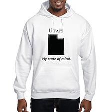 Utah - My State of Mind Hoodie