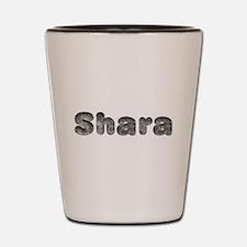 Shara Wolf Shot Glass