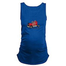 Truck It! Maternity Tank Top