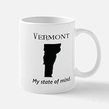 Vermont - My State of Mind Mug