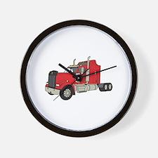 Kenworth Tractor Wall Clock