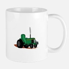 Pulling Tractor Mugs