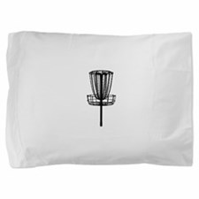 Cute Disc golf Pillow Sham