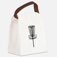 Unique Disc golf Canvas Lunch Bag