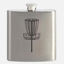 Unique Disc Flask