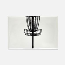 Cute Disc golf Rectangle Magnet (100 pack)