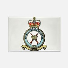 Royal Air Force Regt wOut Text Rectangle Magnet