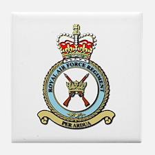 Royal Air Force Regt wOut Text Tile Coaster