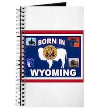 WYOMING BORN Journal