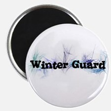Winter Guard Magnet