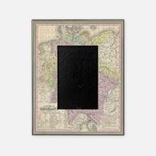 Vintage Map of Germany (1853)  Picture Frame