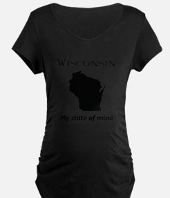 Wisconsin - My State of Min T-Shirt
