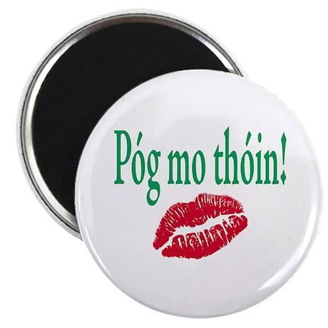 Kiss My Irish ASS Magnet