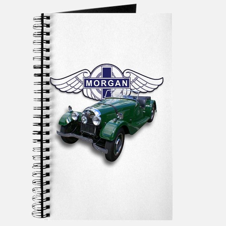 Green British Morgan Journal