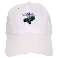 Green British Morgan Baseball Cap