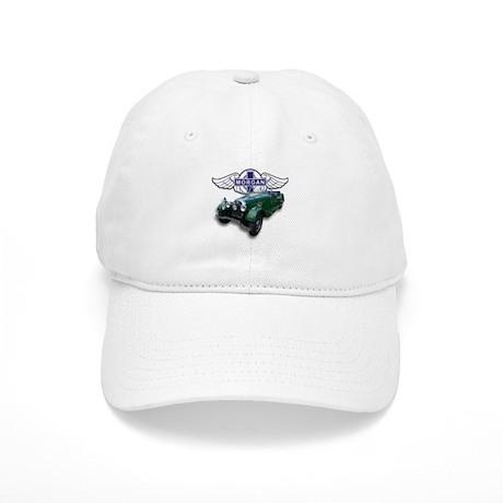 Green British Morgan Cap