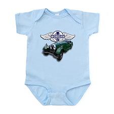 Green British Morgan Infant Bodysuit