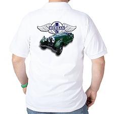 Green British Morgan T-Shirt