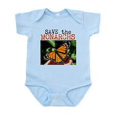 Cute Garden Infant Bodysuit