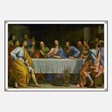 The Last Supper Banner
