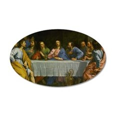 The Last Supper Wall Decal