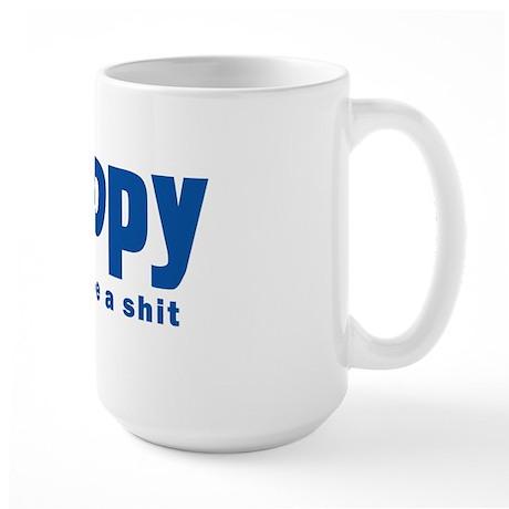 Resden Pop Copy Humor Large Mug