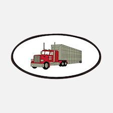 Semi Truck Patch