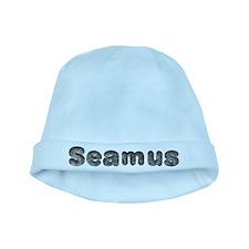 Seamus Wolf baby hat