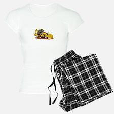 Backhoe Loader Pajamas