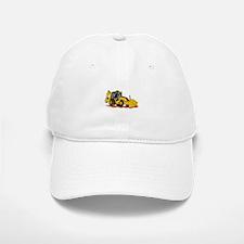 Backhoe Loader Baseball Cap