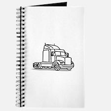 Truck Outline Journal