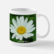 You inspire me. Small Small Mug