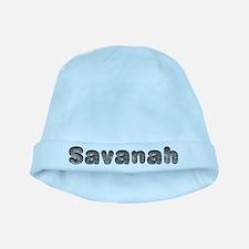 Savanah Wolf baby hat