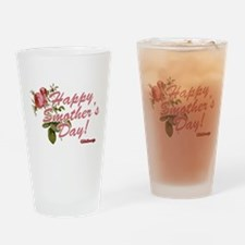 Happy Smother's Day The Goldbergs Drinking Glass