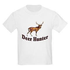 Deer Hunter Kids T-Shirt